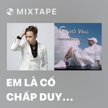 Mixtape Em Là Cố Chấp Duy Nhất Của Đời Anh - Various Artists