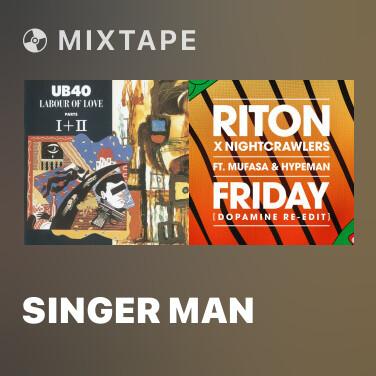 Mixtape Singer Man - Various Artists