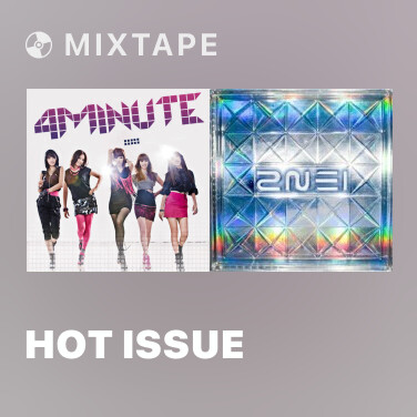 Mixtape Hot Issue - Various Artists