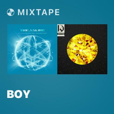 Mixtape BOY - Various Artists