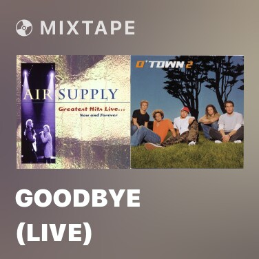 Mixtape Goodbye (Live) - Various Artists