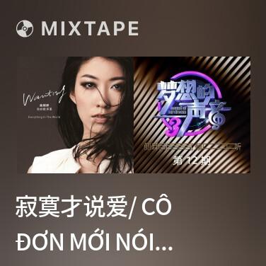 Radio 寂寞才说爱/ Cô Đơn Mới Nói Yêu - Various Artists