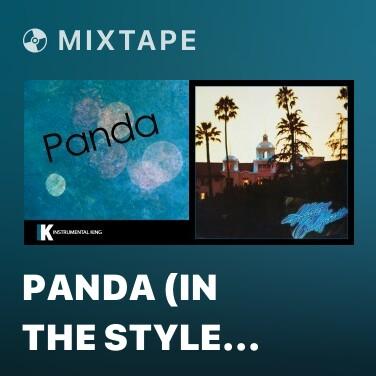 Mixtape Panda (In the Style of Desiigner) [Karaoke Version] - Various Artists