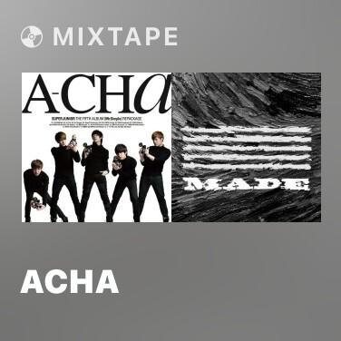 Mixtape Acha - Various Artists
