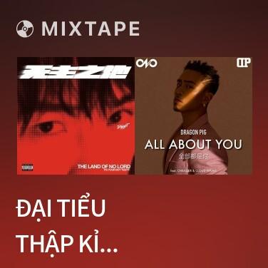 Mixtape Đại Tiểu Thập Kỉ Bình Phương / 大小十几平方 - Various Artists