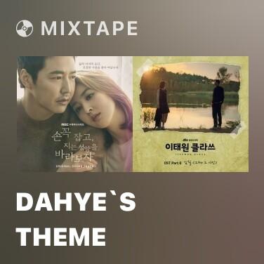Mixtape Dahye`s Theme - Various Artists