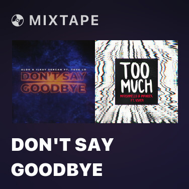 Radio Don't Say Goodbye - Various Artists