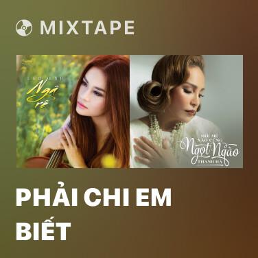 Mixtape Phải Chi Em Biết - Various Artists