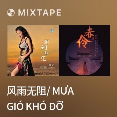 Mixtape 风雨无阻/ Mưa Gió Khó Đỡ - Various Artists
