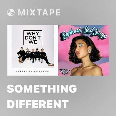 Mixtape Something Different - Various Artists