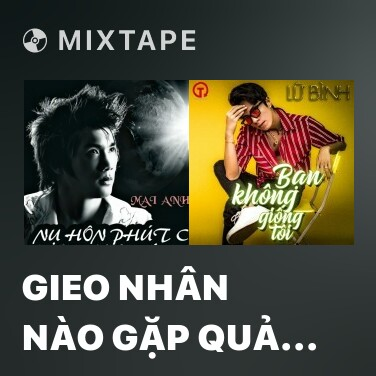 Radio Gieo Nhân Nào Gặp Quả Ấy - Various Artists