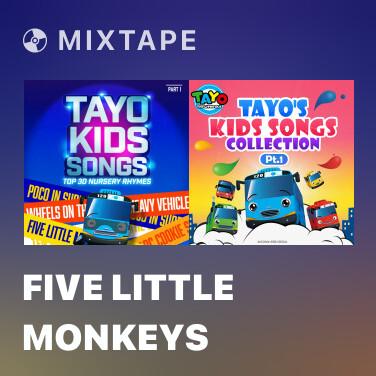 Mixtape Five Little Monkeys - Various Artists