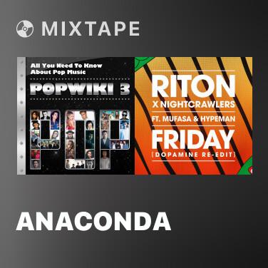 Mixtape Anaconda - Various Artists