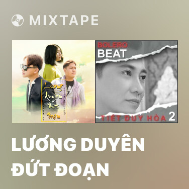 Mixtape Lương Duyên Đứt Đoạn - Various Artists