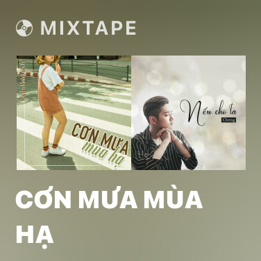Mixtape Cơn Mưa Mùa Hạ - Various Artists