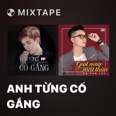 Mixtape Anh Từng Cố Gắng - Various Artists