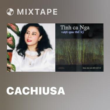 Mixtape Cachiusa - Various Artists