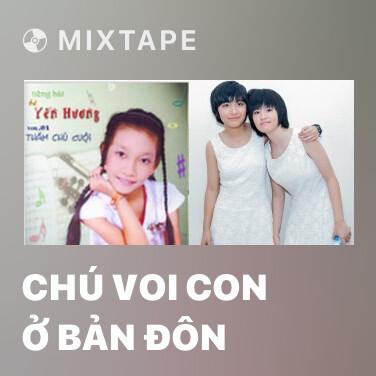 Radio Chú Voi Con Ở Bản Đôn - Various Artists