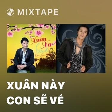 Radio Xuân Này Con Sẽ Về - Various Artists