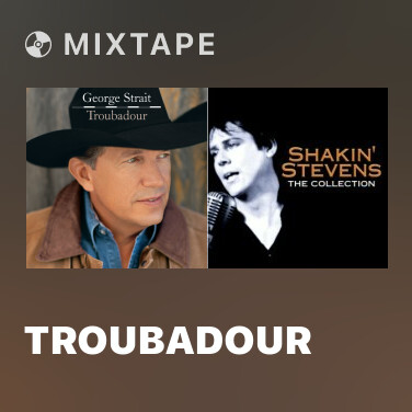 Mixtape Troubadour - Various Artists