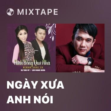 Mixtape Ngày Xưa Anh Nói - Various Artists