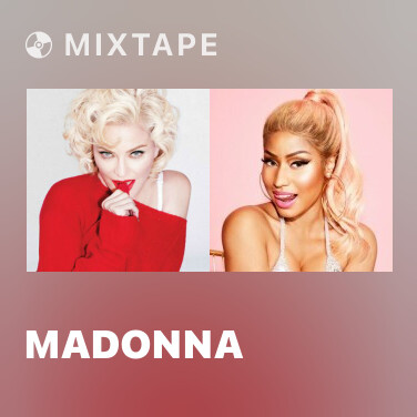 Mixtape Madonna - Various Artists