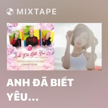 Mixtape Anh Đã Biết Yêu (Vinahouse) - Various Artists