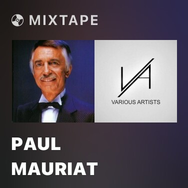 Mixtape Paul Mauriat - Various Artists