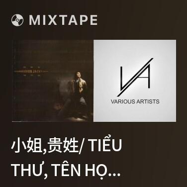 Mixtape 小姐,贵姓/ Tiểu Thư, Tên Họ Là Gì - Various Artists