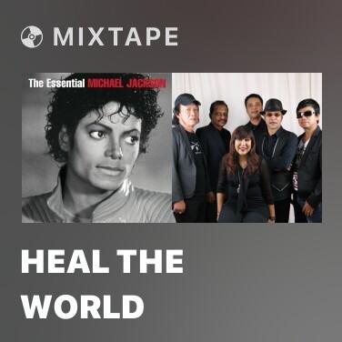 Mixtape Heal the World - Various Artists
