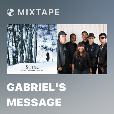 Mixtape Gabriel's Message - Various Artists
