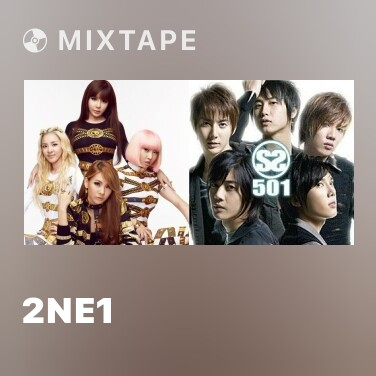 Radio 2NE1 - Various Artists