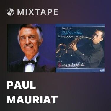 Mixtape Paul Mauriat - Various Artists