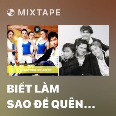 Radio Biết Làm Sao Để Quên Em - Various Artists