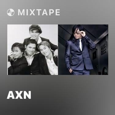 Mixtape AXN - Various Artists