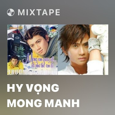Radio Hy Vọng Mong Manh - Various Artists