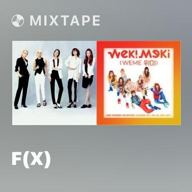 Radio f(x) - Various Artists