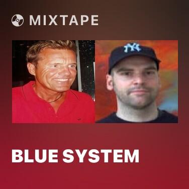 Mixtape Blue System - Various Artists