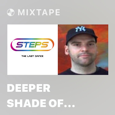 Mixtape Deeper Shade of Blue (Sleazesisters Anthem PA Edit) - Various Artists
