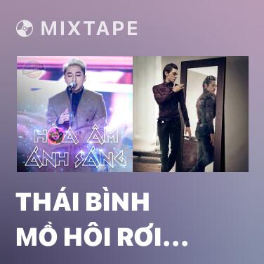 Mixtape Thái Bình Mồ Hôi Rơi (Team Sơn Tùng M-TP - Slim V - DJ Trang Moon) - Various Artists