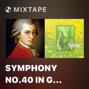Mixtape Symphony no.40 in G minor - Various Artists