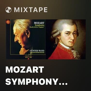 Mixtape Mozart Symphony No.40 In G Minor, K.550 - III. Menuetto: Allegretto - Various Artists