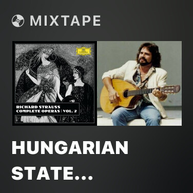Mixtape Hungarian State Orchestra - Various Artists