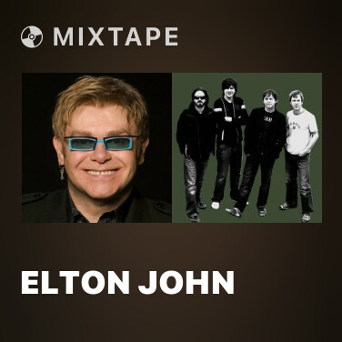 Mixtape Elton John - Various Artists