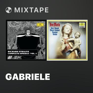 Mixtape Gabriele Schreckenbach - Various Artists