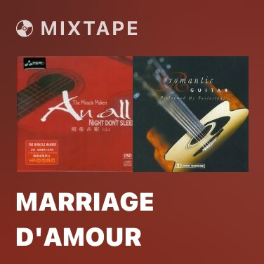 Radio Marriage D'Amour - Various Artists