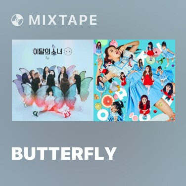Mixtape Butterfly - Various Artists