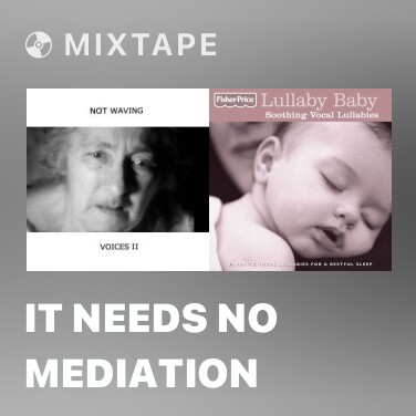 Mixtape It Needs No Mediation - Various Artists