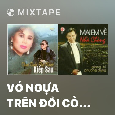 Mixtape Vó Ngựa Trên Đồi Cỏ Non - Various Artists