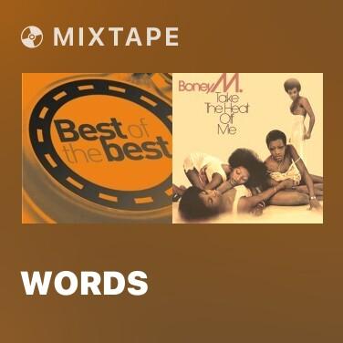 Mixtape Words - Various Artists